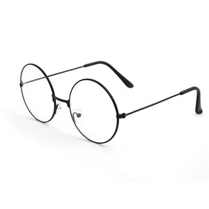 أزياء شفافة نظارات دائرية شفافة إطار النساء مشهد قصر النظر نظارات الرجال النظارات الإطار الطالب الذي يذاكر كثيرا البصرية إطارات