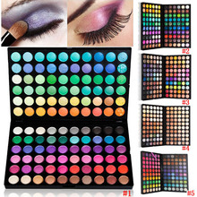 New Fashion Professional 120 Full Color Makeup Cosmetic Kit Eye Shadow Palette 5 Style