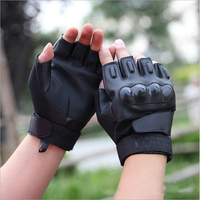 Motorcycle Cycling Gloves Riding Tribe MCS 04 Motocross Motorbike Bicycle Bike Half Finger Glove Moto Accessories