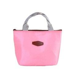 Прямая доставка портативный пакет изоляции сумка для ланча Термочехол, холодильник охладитель сумки женская сумка для пикника