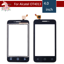 For Alcatel One Touch Pixi 3 OT4013 4013 4013A 4013D 4013X Touch Screen Digitizer Sensor Outer Glass Lens Panel Replacement euroline для alcatel one touch pixi 3 4 4013d grafit