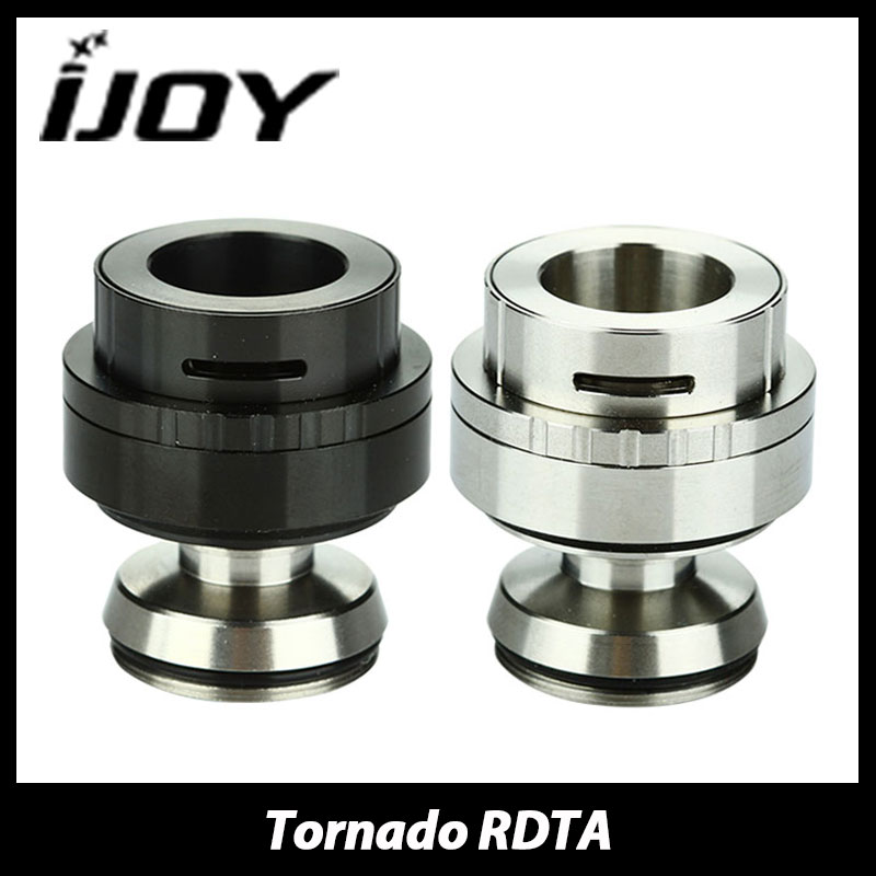 100 Genuine IJOY Tornado RDTA Top Airflow Set Spare Part for Tornado RDTA Atomizer Electronic Cigarette