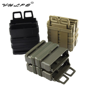 VULPO Hunting Airsoft 7.62mm FAST MAG quick pull Magazine Pouch module combination for 7.62mm MAG подсумок под магазин tasmanian tiger sgl mag pouch hz bel