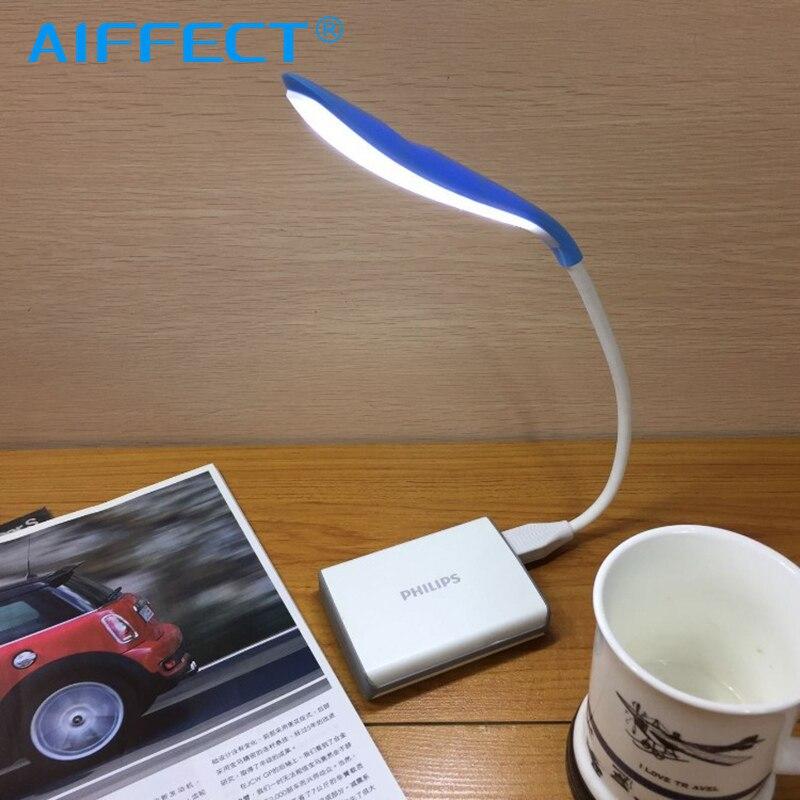 Mini lampe à LED USB Portable AIFFECT LED USB en ligne Ultra lumineux 14 LED S pour ordinateur Portable