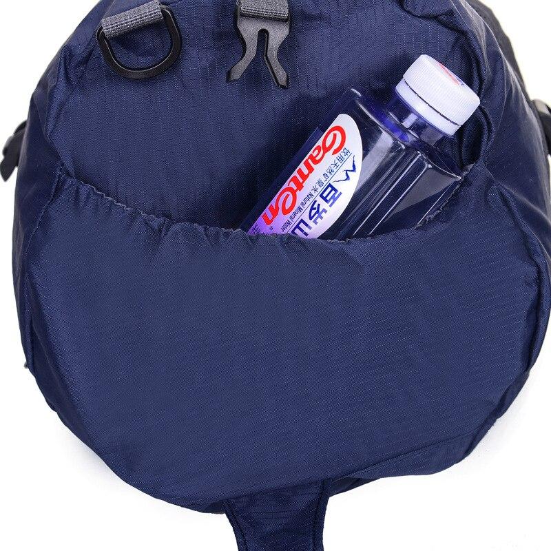 Men's High strength Gym bag Professional Athlete Ball Package large capacity travel Tourism suitcase Shoulder Sport Training bag