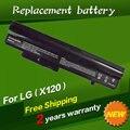 Lb3511ee jigu batería del ordenador portátil para lg lb3211ee lb6411eh lba211eh x120 x130 series