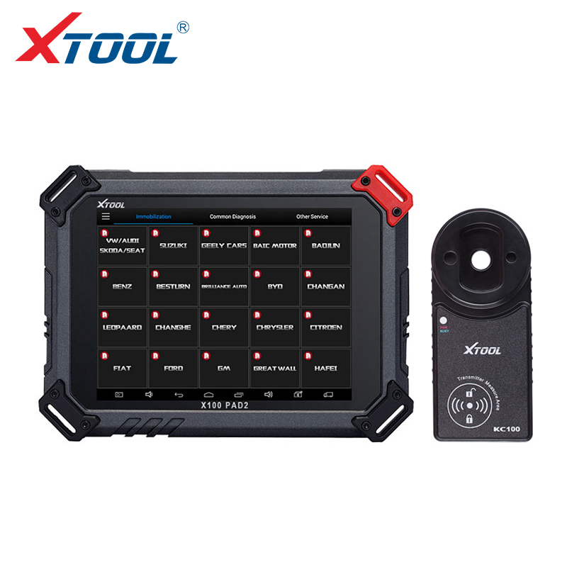 100% Original Xtool X100 PAD2 Pro Wifi & Bluetooth with VW 4th 5th X100 PAD 2 Pro with Special function better than X100 Pad
