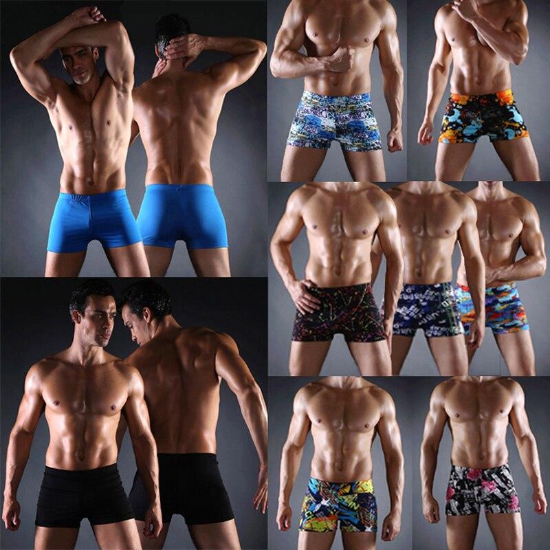 Colección 2018 Banda elástica de colores sólidos y estampados con - Ropa de hombre