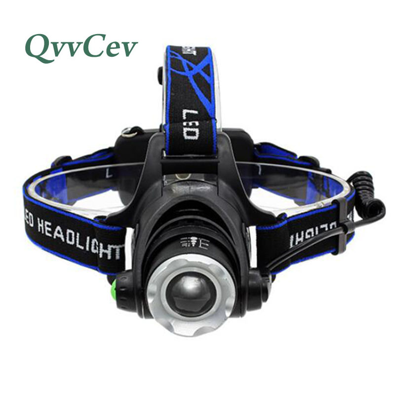 Adjustable Led Headlamp Lantern XM-L Q5 T6 L2 Zoomable Head Lamp Torch Bicycle Camping Hiking headlight Night Fishing light hot waterproof t6 led headlight headlamp for camping hiking rechargeable head lamp light zoomable 4 mode adjust focus light