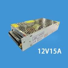 [Seven Neon] 10 шт. высококачественный адаптер питания DC12V 15A 180 W