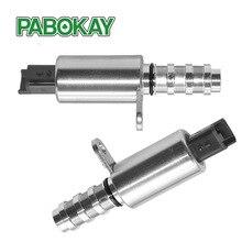 2 pieces x Engine Variable Timing Control Valve Solenoid VVT for Mini Cooper 1.6L-L4 11367604292 11368610388  11367587760
