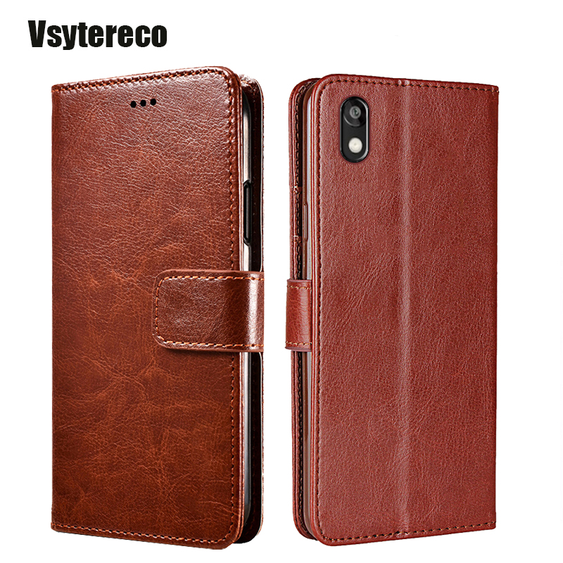 Huawei Honor 8S Case on Honor 8S Case Flip 5.7 Magnetic Wallet Leather Book Case for Huawei Honor 8S 8 S S8 KSE-LX9 Cover Capa image