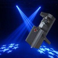 30 Вт/Вт 60 Вт/80 Вт вращение COB RGB 3всветодио дный 1 светодиодный сканнер прожектор свет с 8 вращающимися гобо + белый для KTV дисковечерние тека св