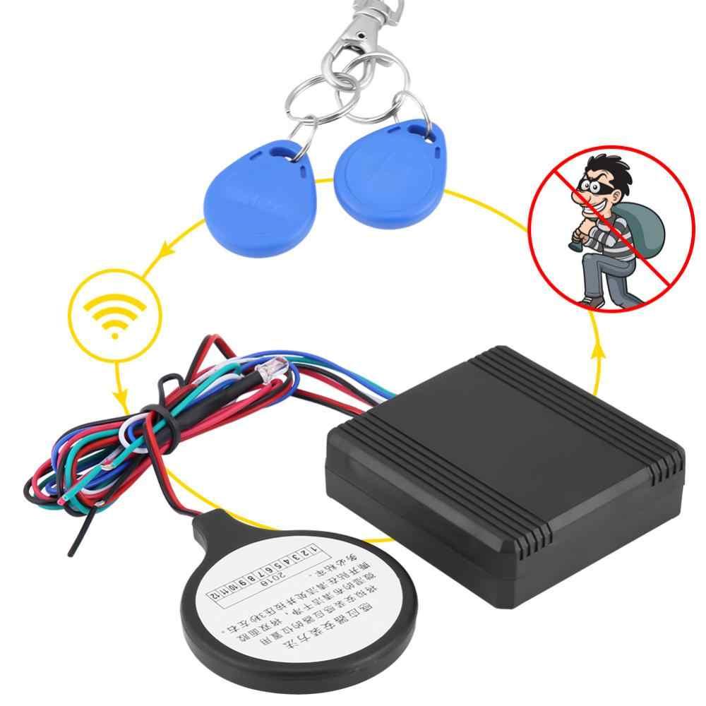 Universal Motor Skuter-Anti-Theft Remote Control Mesin Mulai Sensor Bagian Motor