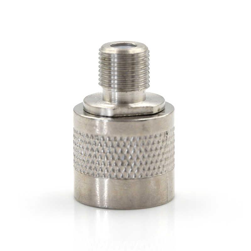 Высокое качество 10 шт./лот N-type n-штекер F гнездовой разъем RF коаксиальный переходник разъем