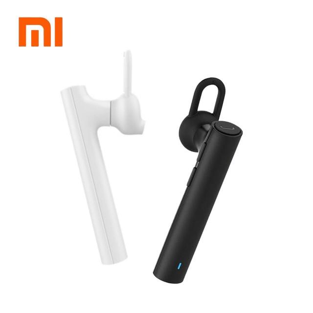 Оригинал Xiaomi Bluetooth Наушники Молодежное Издание Гарнитура Bluetooth 4.1 Xiaomi Mi Bluetooth Наушники встроенный Микрофон Handfree
