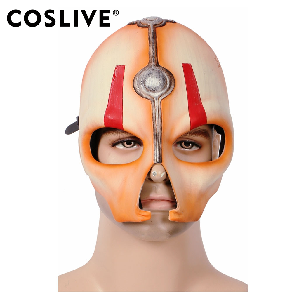Coslive Darth Nihilus Mask Star Wars Series Darth Nihilus Cosplay Mask Helmet Props for Party Show