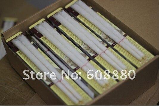 102ピース= 51 pairs ce資格煙送料インドアロマイヤーキャンドル、化学残留物、混合フレーバー+保護ディスク  グループ上の 美容 & 健康 からの 耳のケア用品 の中 3