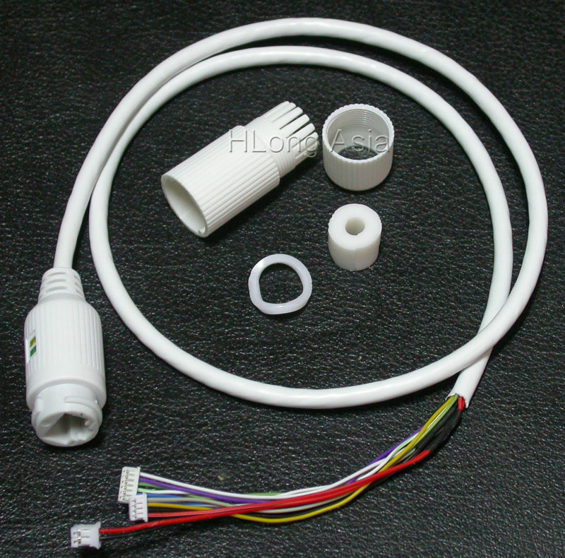 Lan Cable For Cctv Ip Camera Board Module Special For Poe