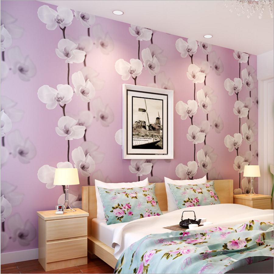 Korean wallpaper home decor wallpaper home for Wallpaper decoration for home