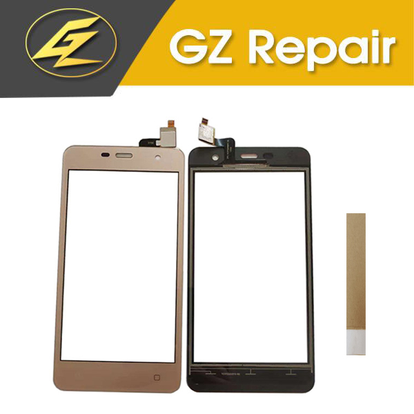 For <font><b>Prestigio</b></font> Muze G3 Lte <font><b>PSP3511</b></font> Duo Touch Screen Sensor Glass Digitizer Black Gold Color With Tape image