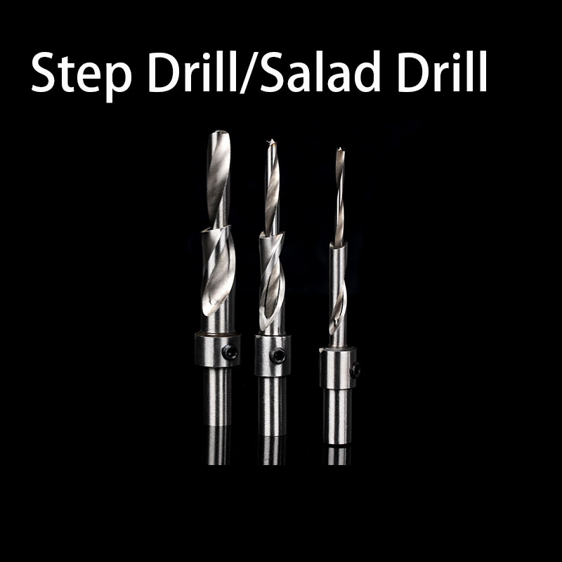 1pc 10mm SHK high speed steel woodworking drills CNC broach hole tools bore hole bits HSS step drill salad drill woodwork a step by step photographic guide to successful woodworking