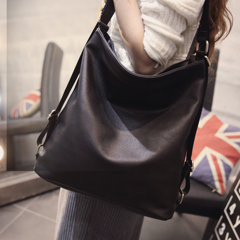 2016 autumn and winter fashion leisure ladies Crossbody all match shoulder bag portable internal spacer free