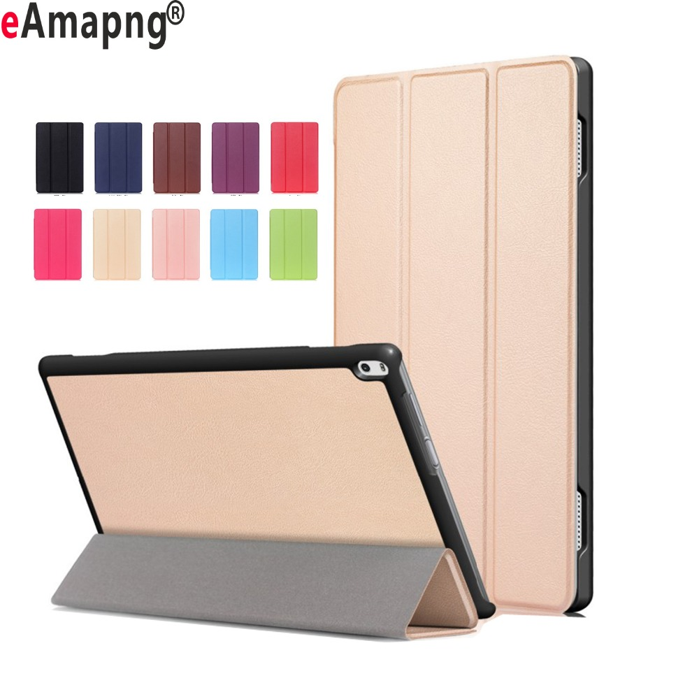 PU Leather Case for Lenovo Tab 4 10 Plus 10.1 inch Folding Folio Magnetic Sleep AWake Smart Cover for Lenovo Tab 4 10 Plus pu leather case for lenovo tab 4 10 plus 10 1 inch folding folio magnetic sleep awake smart cover for lenovo tab 4 10 plus