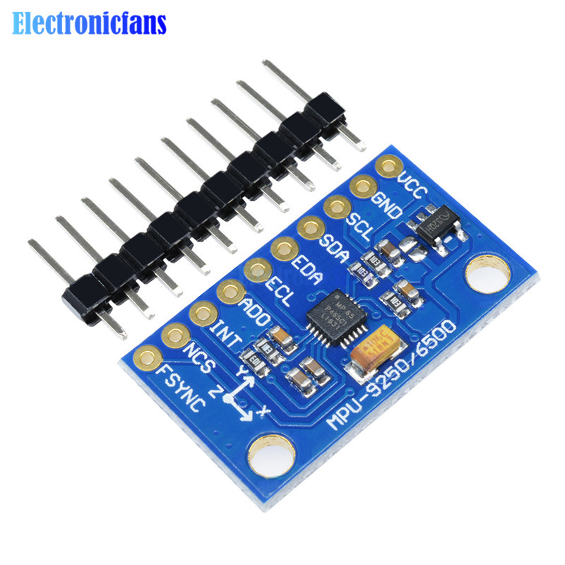 accéléromètre Module pour Arduino 6DOF MPU-6050 10pcs Module 3 Axis Gyroscope