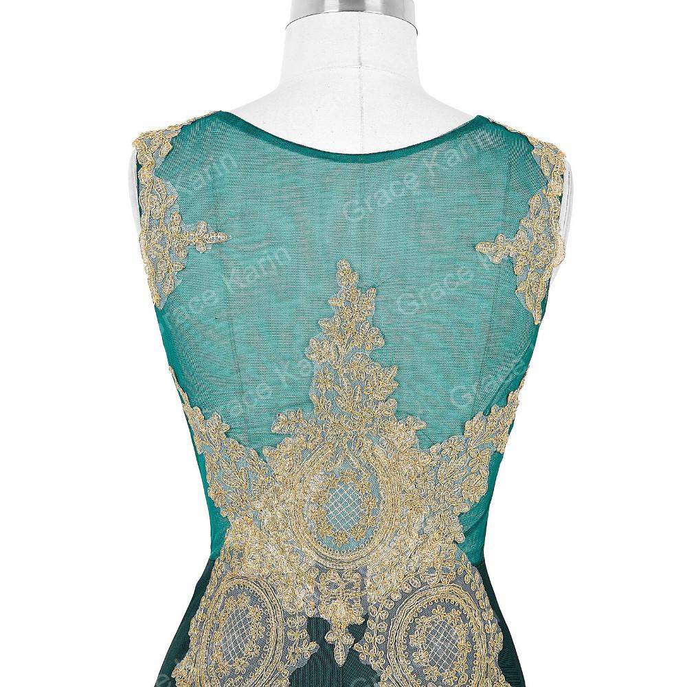 Luxury Mermaid Prom Dresses 2018 Grace Karin Black Blue Red Gold Blouse Rahmat Flower 000056 000065 000061 000059 000066