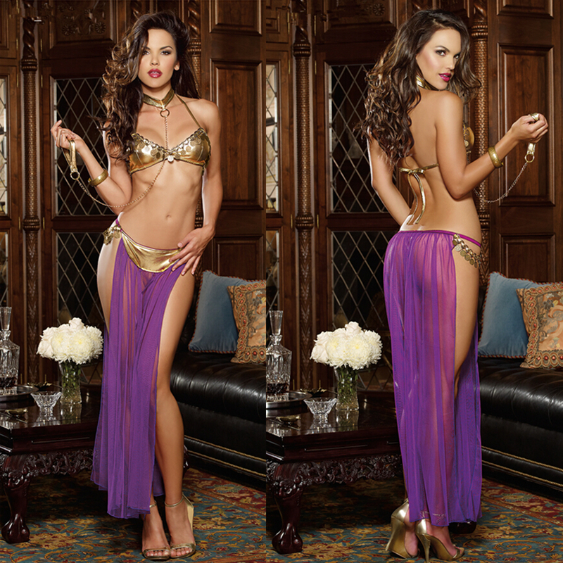 Sexy Costumes For Women Egyptian Dancer Costumes Cosplay -8649