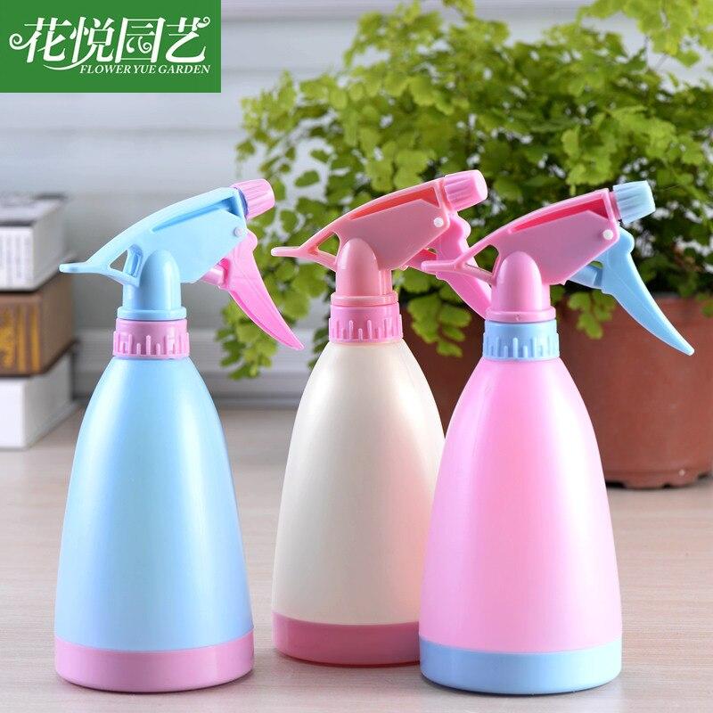 sale 1 pcs Spray bottle of water spraying kettle for home decor DIY Miniature miniature garden fairy garden