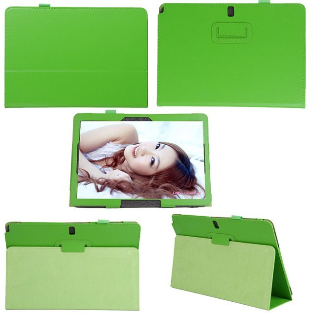 PU Leather Cover with Stand For Samsung Galaxy Tab Pro 10.1 T520 Case for Samsung Galaxy Tab Pro 10.1 T520 T521 T525 Case 10.1