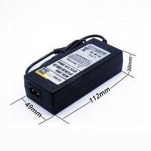 HK Liitokala 12,6 в 3A зарядное устройство, 12,6 в зарядное устройство для камеры видеонаблюдения, 3A зарядное устройство для 12 В литиевая батарея 12 в зарядное устройство
