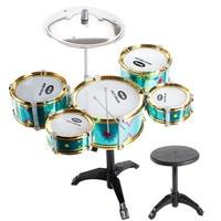 Musical Toys musical instruments Classical Jazz Drum Drum Children Stimulating Children's Creativity Ideal Gift D300109