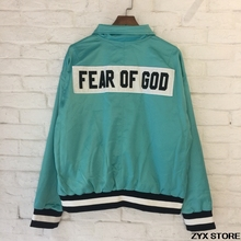FEAR OF GOD FOG 5th Collection Justin BIEBER street Clothing Mens jackets hiphop streetwear Women Men jacket New Colour Delivery