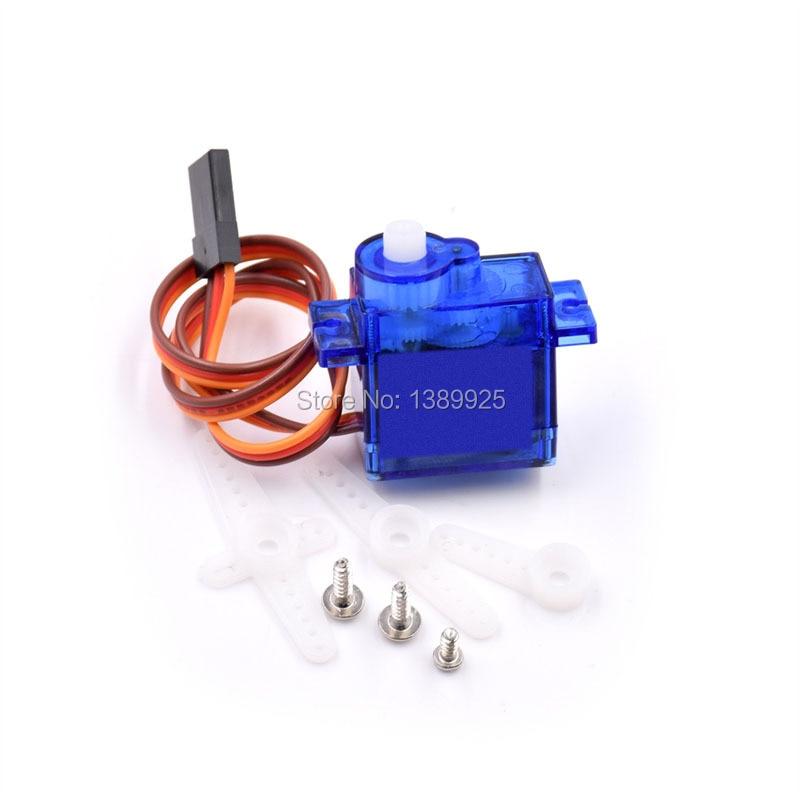 Free Shipping 20pcs/lot SG90 9g Mini Micro Servo Module