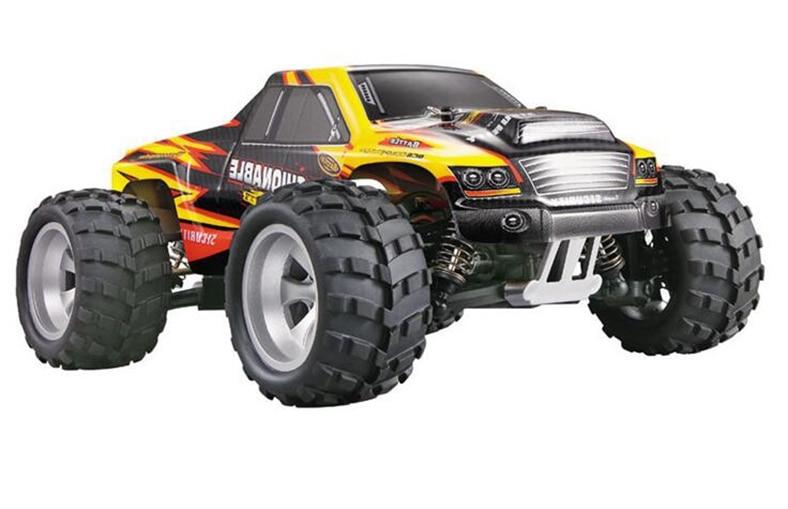 WLtoys A979-A RC High Speed Car 2.4GHz 2CH 1:18 4WD Buggy Off-road RC Car 35KM/H - RTR VS a959 a959-b a969 a969-b a979 a979-B wltoys k969 1 28 2 4g 4wd electric rc car 30kmh rtr version high speed drift car
