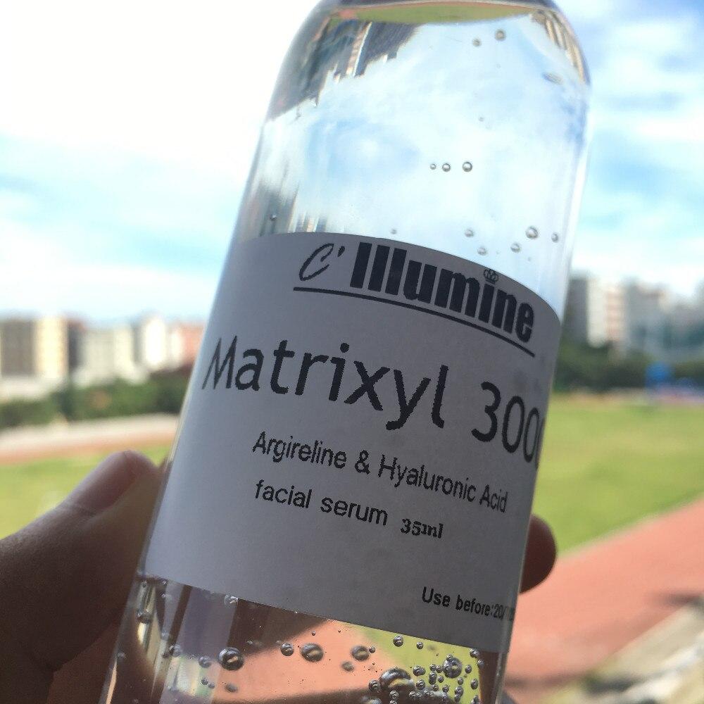 Matrixyl 3000 Peptide Sérum Pour Le Visage Argireline Acide Hyaluronique ha Anti Rides Raffermissant 100g