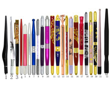New Pcd Microblading Pen Permanent Makeup Tattoo Manual Pen Eyebrow Microblading Pencil Beauty Tool Nice Body Art Useful Tools
