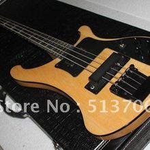 Натуральный бас гитара 4 струны для бас-гитары комплектующие черного цвета