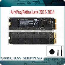 Véritable 2013 2014 an pour Apple Macbook Pro Retina A1502 A1398 Air A1466 A1465 SSD disque SSD 128GB 256GB 512GB 1 to SSD(China)