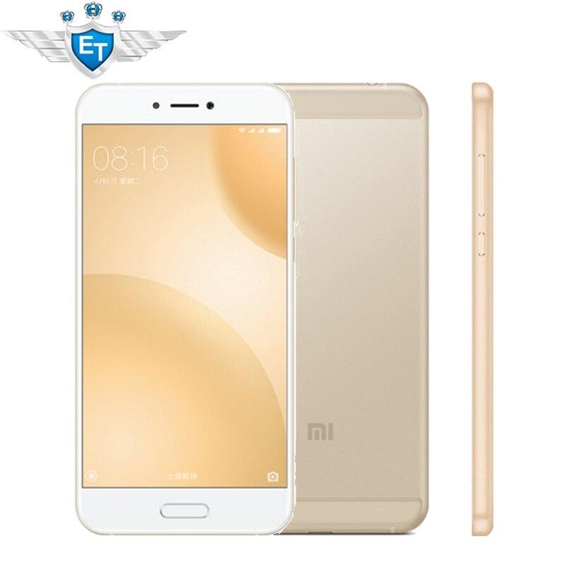 Цена за Оригинал xiaomi mi mi5c 5c смартфон шишка всплеск s1 окта основные 5.15 ''1920x1080 3 ГБ ram 64 ГБ rom отпечатков пальцев быстрая зарядка