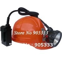 New 5W Led Headlamp For Mining Hunting Charger Through Head Free Shipping