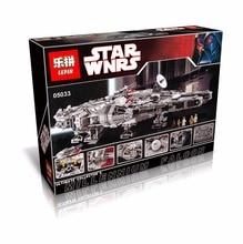 Lepin 05033 5265pcs Star Wars Ultimate Collector Millennium Falcon Model Building Blocks Bricks Toy Compatible with Legoe 10179