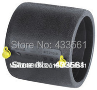 Free Shipping Quality Plastic PE Straight Coupler Pipe Connector Electro Fusion For Ground Heating Collection
