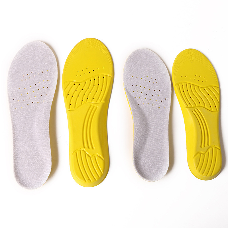 Pu Breathable Sports Insole With High Elastic Cushioning Insole And Insole For Men And Women in Massage Relaxation from Beauty Health