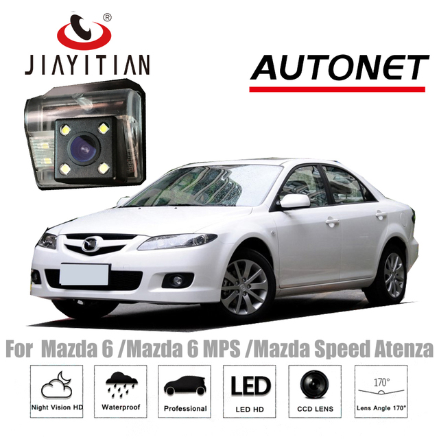 JiaYiTian rear camera for Mazda 6 GG1 2002~2008 GG GY wagon CCD ...