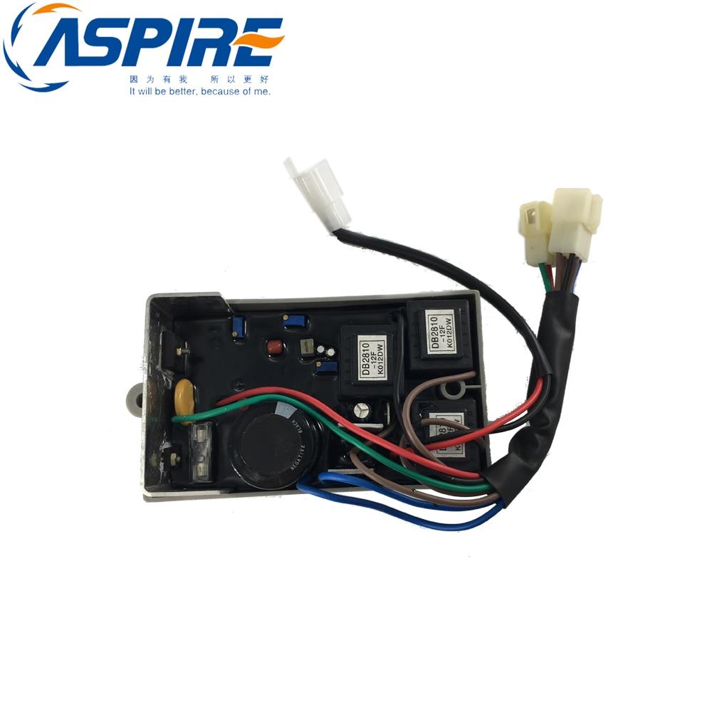 For Kipor AVR DAVR 95S3 Automatic Voltage Regulator KI 95S3 Free Shipping kipor avr davr 95s3 avr of kipor ply davr 95s3 automatic voltage regulator