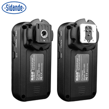 STD WFC02 Flash Accessories wireless flash drives for Canon off-camera tripod camera general